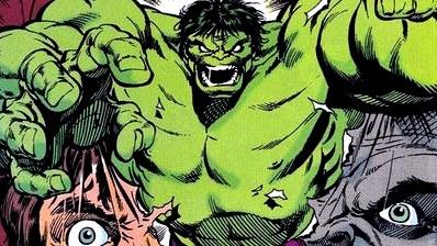 """Обзор комикса """"официальная коллекция комиксов marvel. том 9. невероятный халк: беззвучные крики"""""""