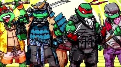 Большие зеленые проблемы. история серии игр о черепашках-ниндзя (часть 2)
