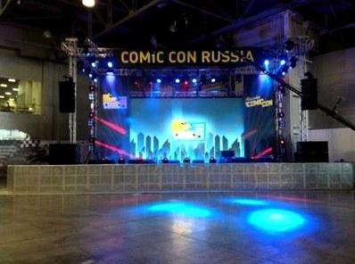 Comiccon - ощущения первых дней