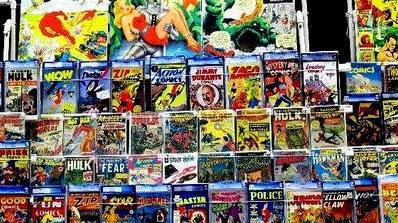 Где вам удобнее всего покупать комиксы?