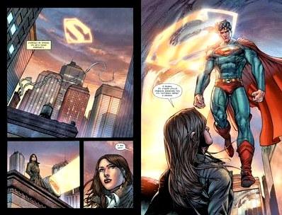 """""""Супермен: земля-1. книга 3"""" сдана в печать"""