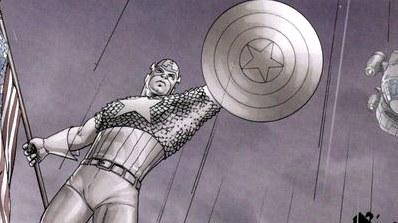 «Павший сын: смерть капитана америка» - мнение о комиксе