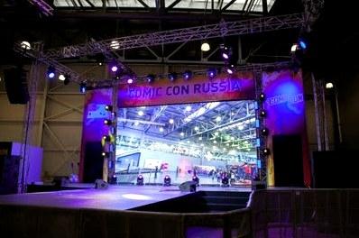 Как мы ходили на «игромир» и comic con russia Две тысячи пятнадцать