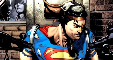 Обзор комикса «супермен. action comics»