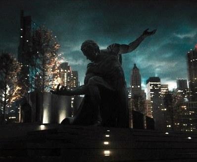 Первый взгляд на «бэтмен против супермена: на заре справедливости»