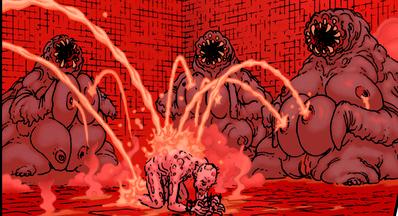 Обзор комикса nameless