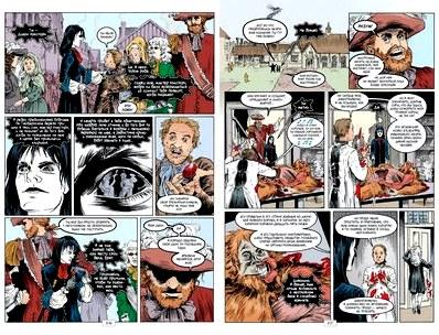 Наша комикс-неделя №12'17 (27 Марта 2017)