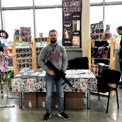 Интервью с ccr 2017: александр архангелов (alden comics)