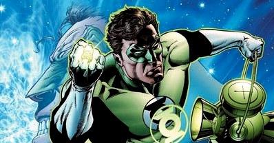 «Зеленый фонарь: возрождение»