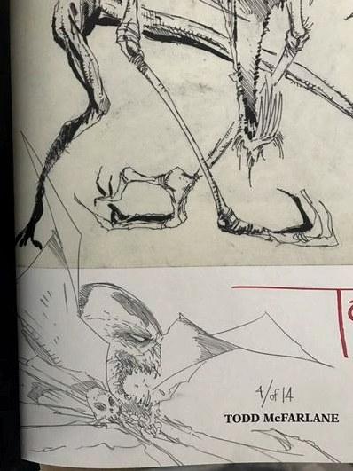 Spawn vault edition  комикстрейд