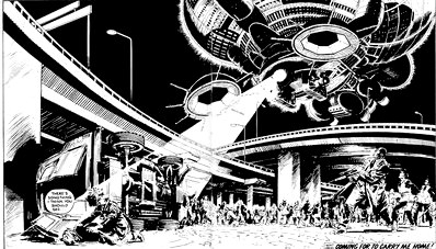 Жизнь и творчество алана мура. глава четвертая  комикстрейд