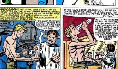 История комиксов: от середины 50-х до наших дней