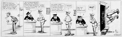 Paradise lost: история комикс-стрипов. часть Два  комикстрейд