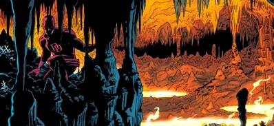 Daredevil марка уэйда: признание в любви  комикстрейд