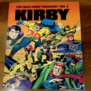 Don't ask! just buy! гид по изданиям джека кирби  комикстрейд