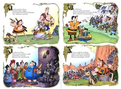 Гид по комиксу groo the wanderer  комикстрейд