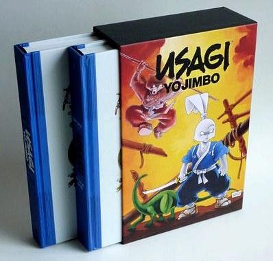 Гид по вселенной usagi yojimbo  комикстрейд