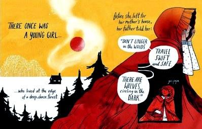 Эмили кэрролл: «мне нравится идея чего-то, прячущегося под человеческой кожей»  комикстрейд