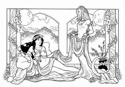 Терри мур: «я думаю о своих комиксах, как о морских посланиях в бутылке»  комикстрейд