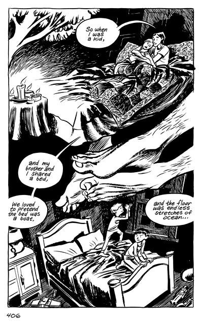 Крэйг томпсон: «я никогда не был заинтересован в супергероике»  комикстрейд