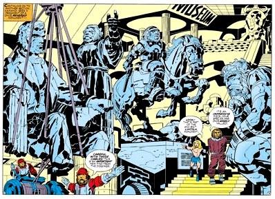 Джек кирби и его след в истории  комикстрейд