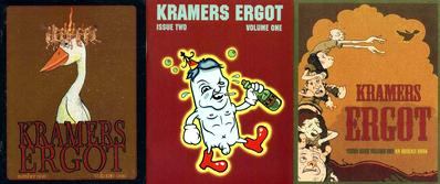 Kramers ergot Семь  комикстрейд