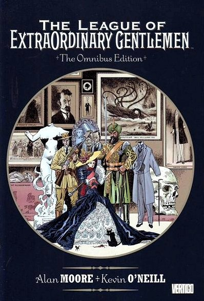 Absolute league of extraordinary gentlemen  комикстрейд