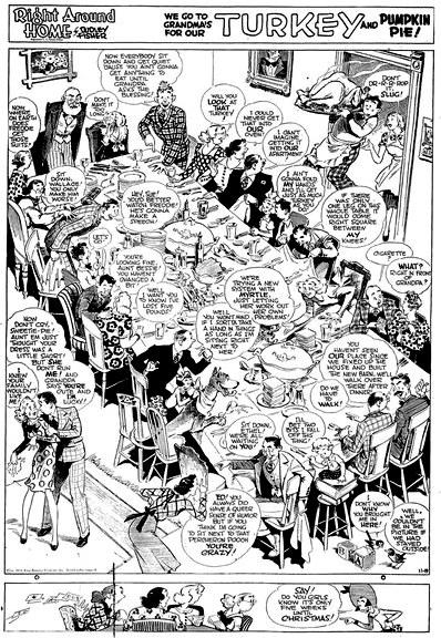 Искусство вне времени: лучшие газетные стрипы начала xx века  комикстрейд