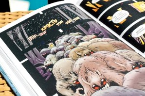 «Боун. изгнанники боунвиля», обзор  комикстрейд