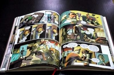 «Жуй. книга первая», обзор  комикстрейд