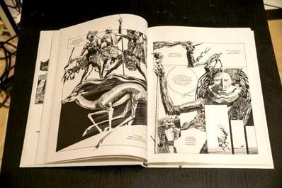 «Шараз-де», обзор  комикстрейд