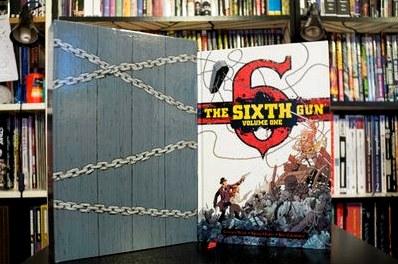 Sixth gun gunslinger edition, vol. Один  комикстрейд