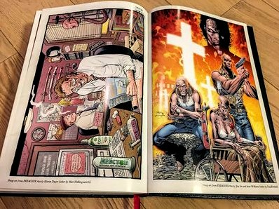 Absolute preacher vol. Один  комикстрейд