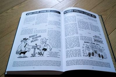 Angry youth comix  комикстрейд