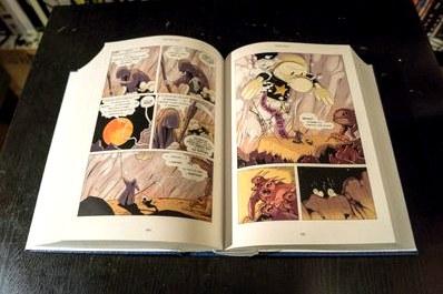 Bone 20th anniversary box set  комикстрейд