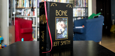 Bone 20th anniversary box set  комикстрейд