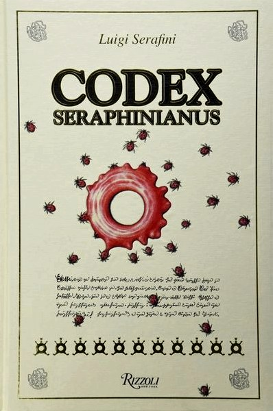 Codex seraphinianus  комикстрейд