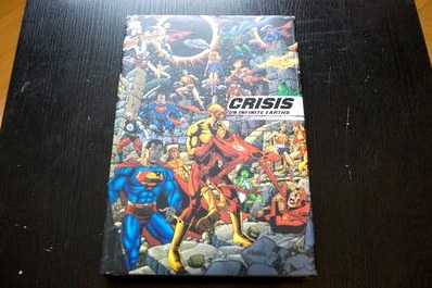 Absolute crisis on infinite earths  комикстрейд