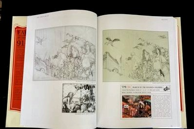 Fables: the complete covers by james jean  комикстрейд