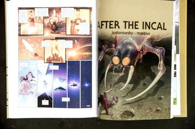 Final incal deluxe oversized edition  комикстрейд