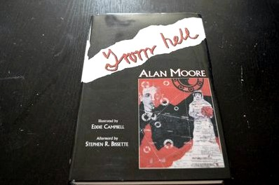From hell: the compleat scripts limited edition  комикстрейд