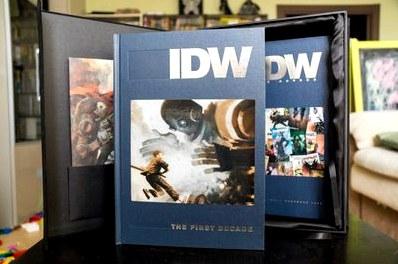 Idw: the first decade  комикстрейд