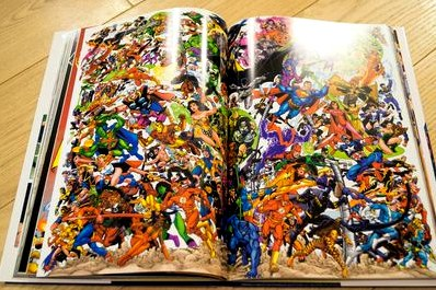 Jla vs avengers collector's edition  комикстрейд
