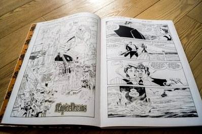 The league of extraordinary gentlemen gallery edition  комикстрейд