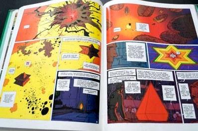Moebius by graphitti designs: vol. 1, 2, Три  virtual meltdown  комикстрейд