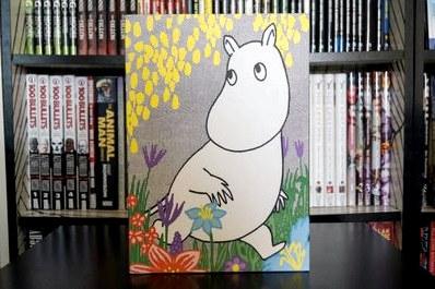 Moomin: the deluxe anniversary edition  комикстрейд