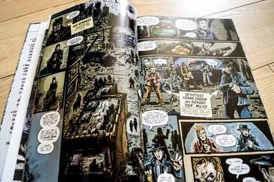 Tmnt annual Две тысячи двенадцать deluxe signednumbered edition  комикстрейд