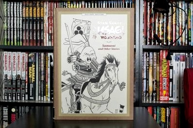 Usagi yojimbo: samurai and other stories gallery edition  комикстрейд
