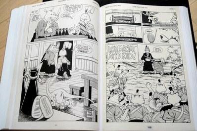 Usagi yojimbo: samurai and other stories gallery edition  комикстрейд