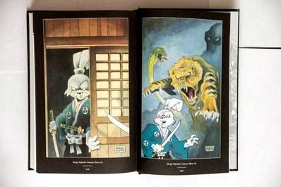 Shelfporn: usagi yojimbo saga vol. Один limited  комикстрейд